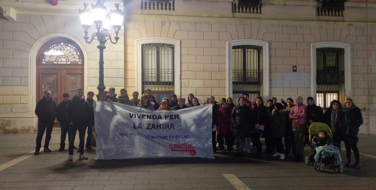 El Sindicat de Llogateres denuncia el cas de la Zahira   Pere Gallifa
