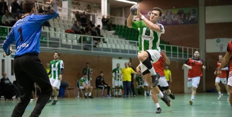 Guillem Correro va ser el màxim golejador del partit (8) | Èric Altimis - OAR Gràcia