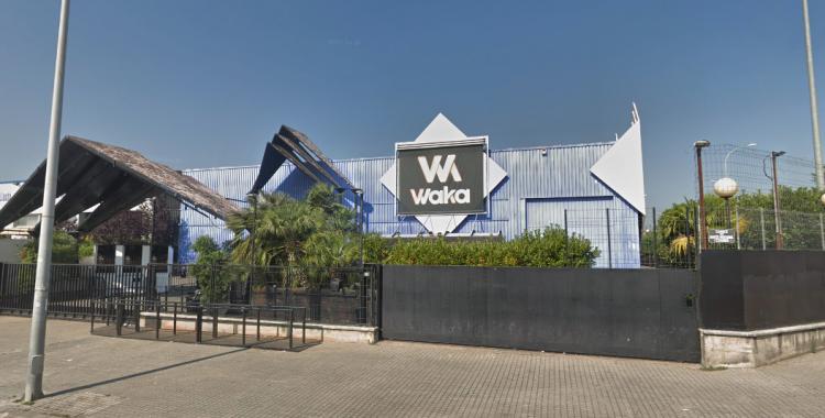 Waka Sabadell, al terme municipal de Sant Quirze | Google Maps