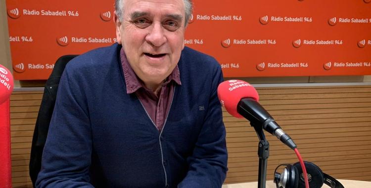 Miquel Molist, primer catedràtic de la UAB en ser membre del departament d'Història de l'IEC | Ràdio Sabadell