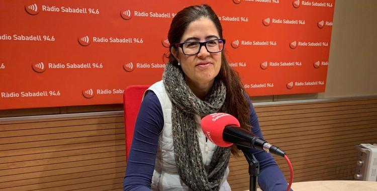 Laura Rodríguez, cap d'assessoria internacional de la Cambra de Comerç   Ràdio Sabadell