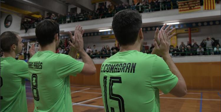 La pròxima jornada la Pia jugarà a casa, on únicament han perdut dos partits   Futsal Pia Sabadell