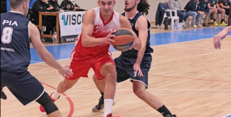 La Pia tractarà de fer-se més fort a Can Colapi en aquesta segona volta | Jordi Biel (Regió7)