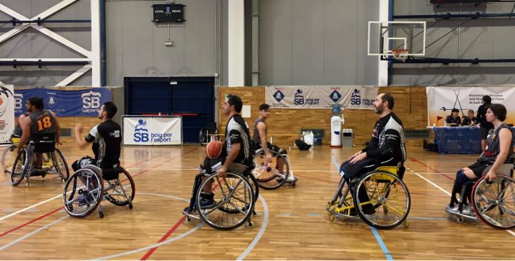 El Global Basket ha finalitzat la primera volta amb més derrotes que victòries | Marta González