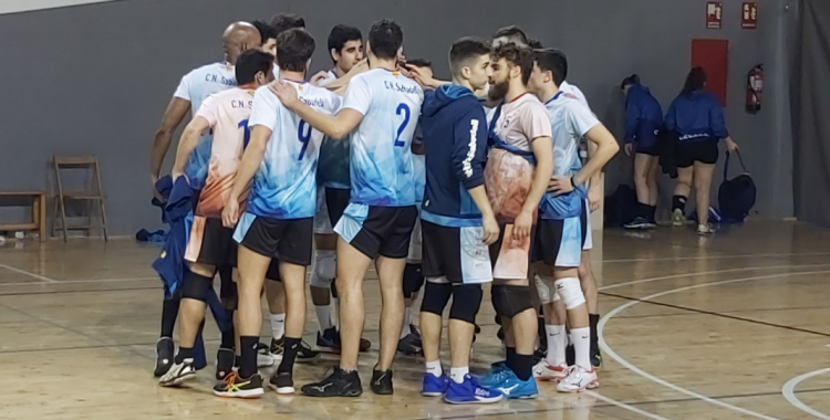 Els homes de Jordi Fernàndez van perdre a casa contra tot pronòstic | CNS Volei