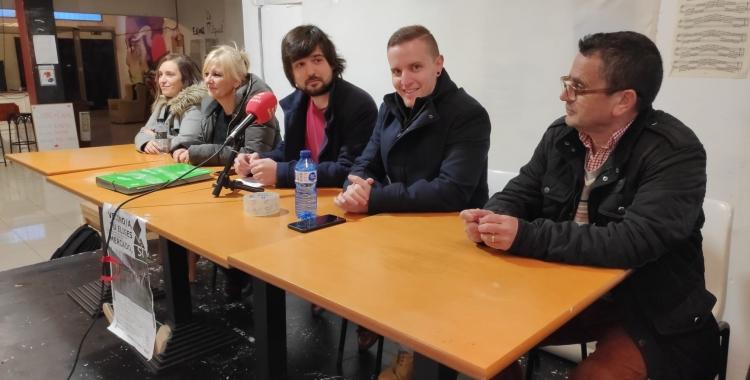 L'Associació del Poble del Sud de Sabadell assegura que el Mercat de Campoamor notancarà el 31 de març   Pau Duran