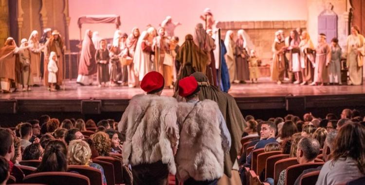Els Pastorets de la Joventut de la Faràndula, tot un clàssic del Nadal sabadellenc | Roger Benet