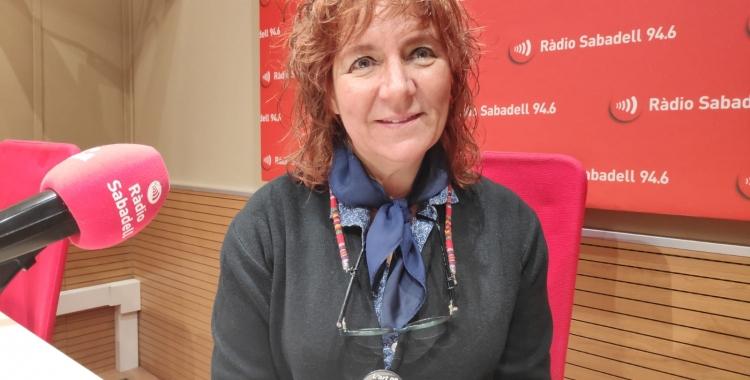 JèssicaJaques, responsable del Doctorat | Pau Duran