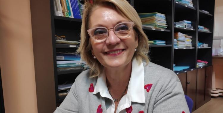 Núria Aymerich, Secretària General del Gremi de Fabricants | Pau Duran
