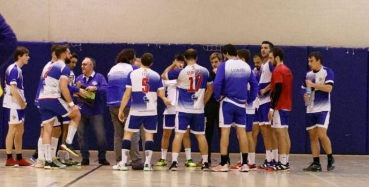 El Creu Alta Sabadell encadena nou victòries consecutives | Joan Carles Manzano - CA Sabadell