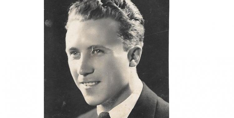 Conrad Crespí, sabadellenc deportat i supervivent dels camps de concentració nazis | Kippelboy