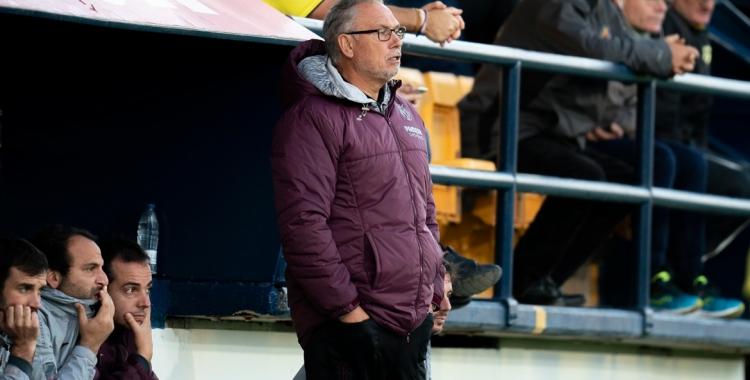 Miguel Álvarez, el tècnic del filial del Villarreal | Villarreal CF