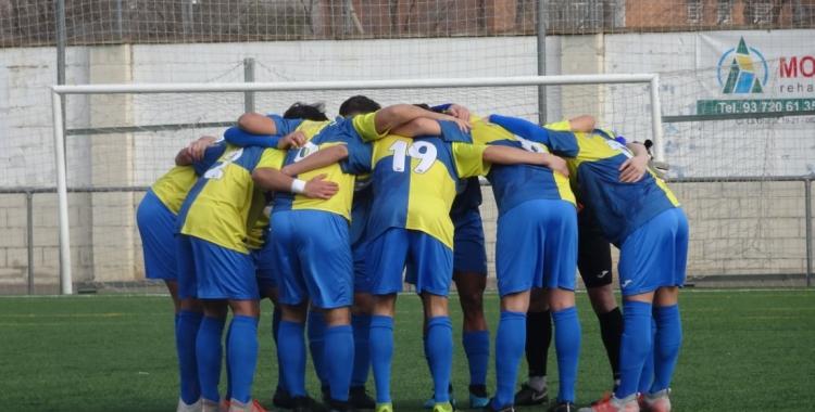 Aquesta jornada va ser la segona que el Sabadell Nord no va aconseguir fer gol a Ca n'Oriac | Sergi Park