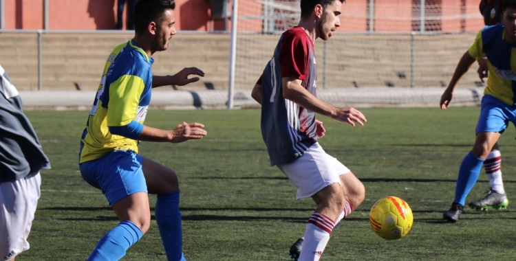 El Sabadell Nord es va imposar la setmana passada (0-1) al Júpiter | CE Júpiter
