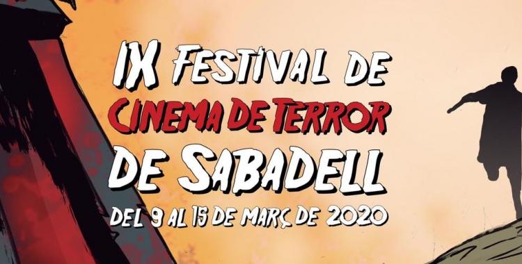 Part del cartell del Festival | Cedida