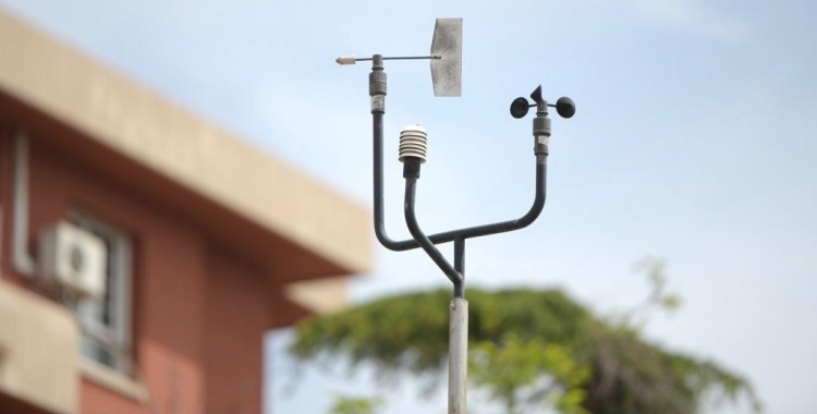 Un mesurador de contaminació/ Roger Benet