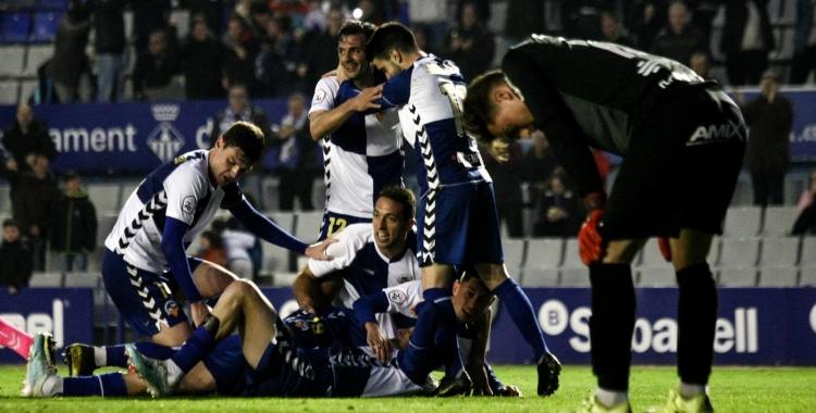 Deliri arlequinat amb el segon gol | Sendy Dihör
