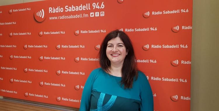Marina Abadias, directora en funcions de les biblioteques municipals | Ràdio Sabadell