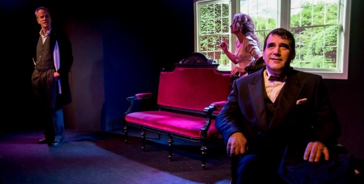 La biblioteca del Teatre del Sol serà l'escenari d'un 2x1 teatral | Cedida