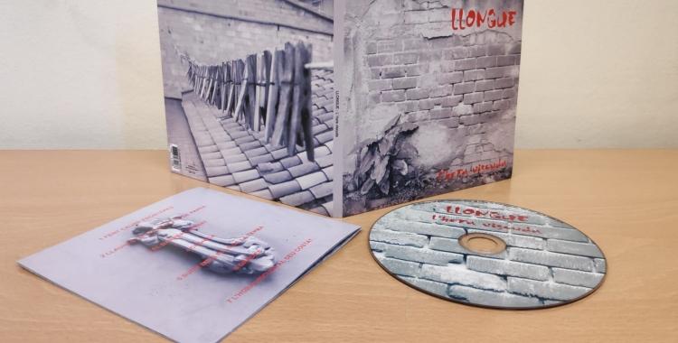 'Llongue' acaba de treure al mercat el seu setè disc en solitari: 'L'hora viscuda' | Pau Duran