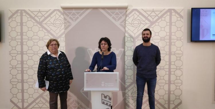 Presentació del programa d'activitats del 8 de març   Pau Duran