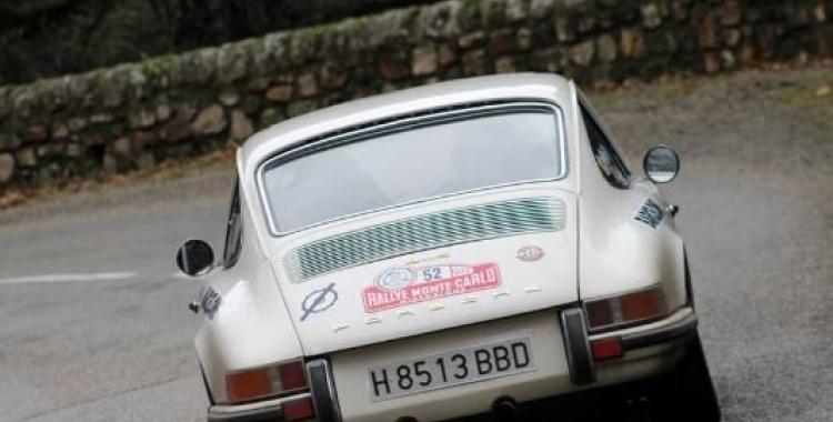 El vehicle de David Nogareda i Sergi Giralt en l'edició d'enguany | @arthur_phot07 - Instagram