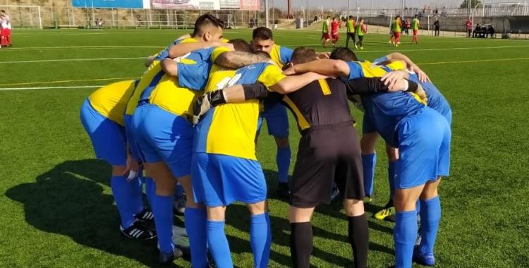 El Sabadell Nord va rascar un empat de Mollet la passada setmana | UE Sabadell Nord