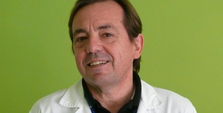 Valentí Pineda, president de la Societat Catalana de Pediatria   Cedida