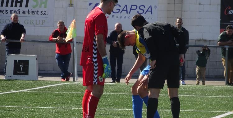 El Sabadell Nord no va trobar el premi del gol malgrat tenir un bon nombre d'ocasions | Sergi Park