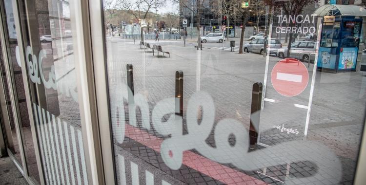 El Corté Inglés s'ha vist obligat a tancar les seves portes | Roger Benet