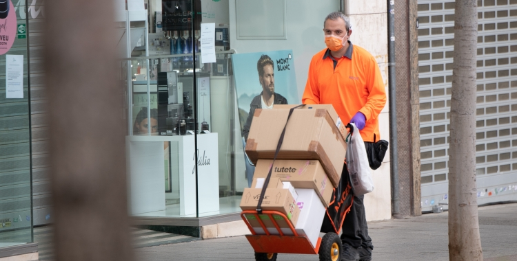 Els sindicats creuen que les mesures del govern apunten cap als EROs temporals   Roger Benet