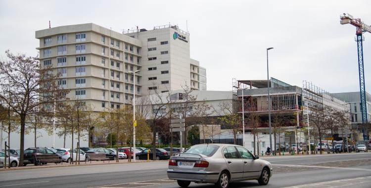 Dilluns, el nombre de persones hospitalitzades amb coronavirus és de 255 | Roger Benet