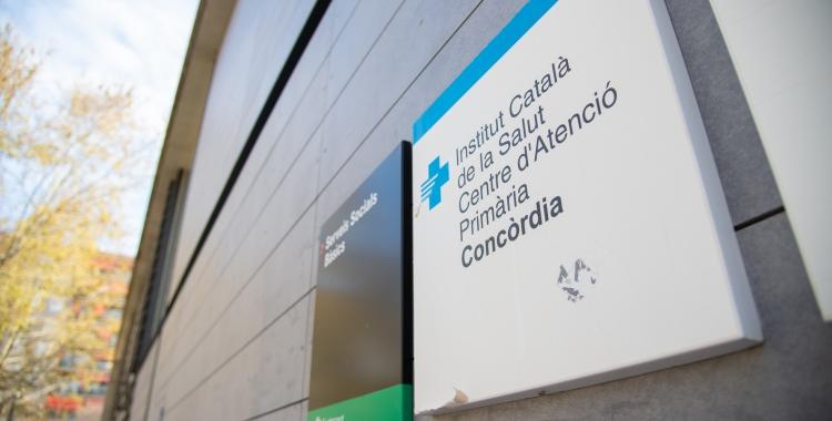 El CAP Concòrdia concentrarà l'atenció pediàtrica de diferents ambulatoris | Roger Benet