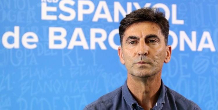 José Aurelio Gay, tècnic de l'Espanyol B | RCDE