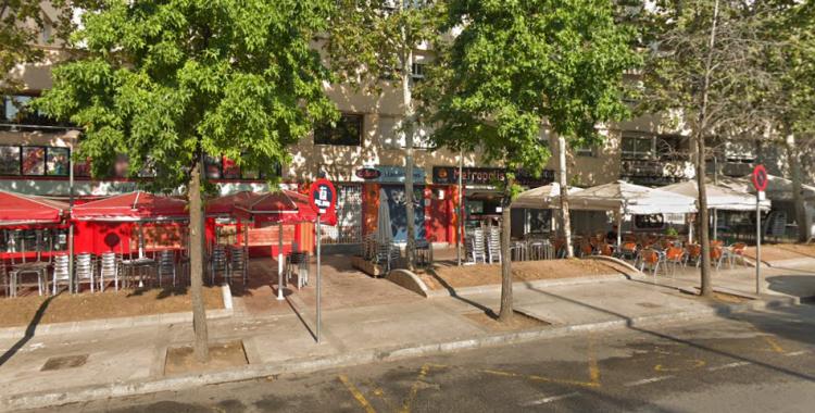 El Gremi d'Hostaleria de Sabadell proposa tancar quinze dies | Google Maps