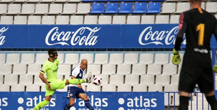 Imatge del Sabadell-Barcelona B de la temporada passada | Sandra Dihör