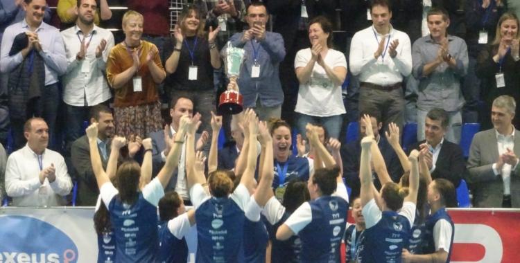 El Club s'ha proclamat, de nou, campió de la Copa de la Reina | Sergi Park