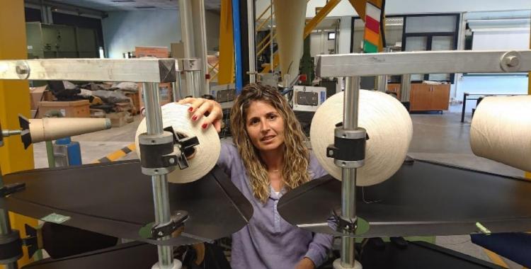 La investigadora Mònica Ardanuy capitaneja el projecte   UPC