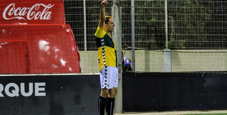 Boris va marcar el seu últim gol a la Dani Jarque | Sandra Dihör