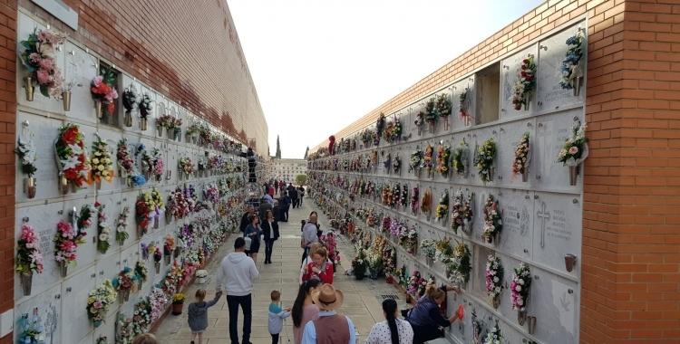L'Ajuntament i la funerària Torra suspenen totes les vetlles i cerimònies mentre duri la pandèmia del COVID-19 | Raquel García