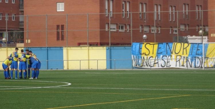Ca n'Oriac no viu un triomf del Sabadell Nord des del passat 17 de novembre | Sergi Park