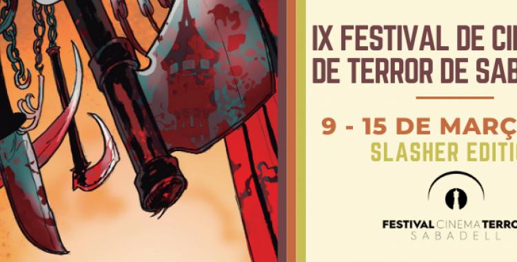 """L'edició d'enguany del Festival està dedicada al subgènere """"Slasher""""   Cedida"""