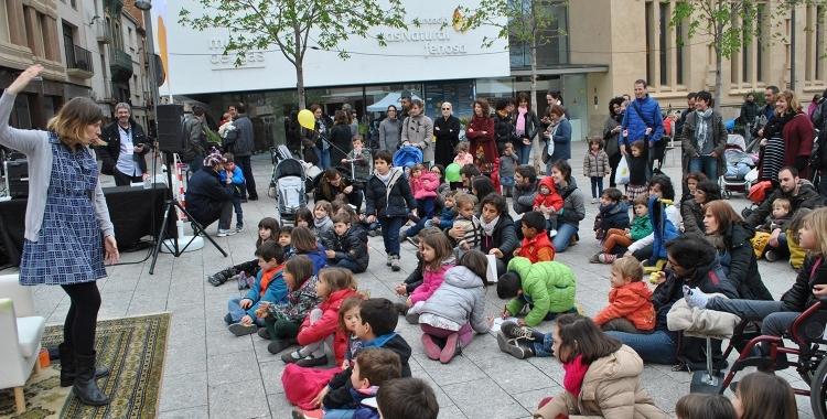 Un dels espectacles del Vet Aquí Sabadell | Cedida