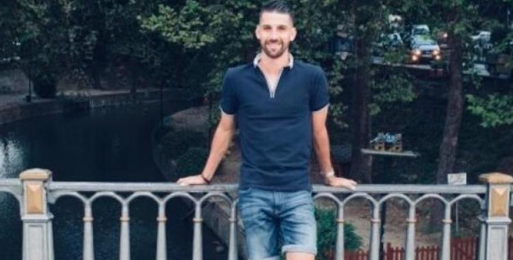 Diego Peláez a Tríkala, al nord de Grècia | Cedida