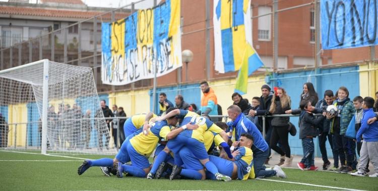El Sabadell Nord manté la categoria a Primera Catalana per segon any consecutiu | Roger Benet