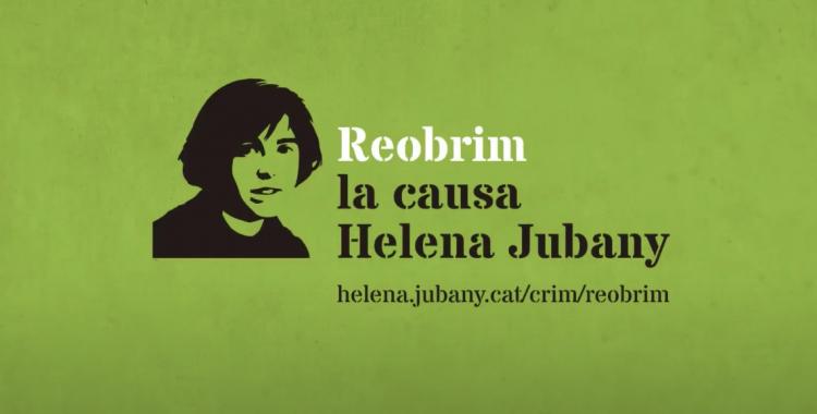 La campanya per reobrir el cas Jubany està recaptant 9.000 euros per pagar les despeses judicials a la família | Cedida