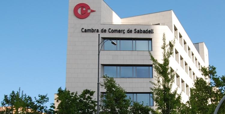 La Cambra de Comerç de Sabadell demana un pla comarcal per afrontar la crisi social i econòmica   Cedida