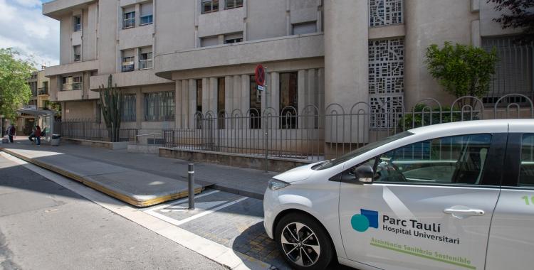 El Taulí pren mesures contra el coronavirus a la Residència Sardà i Salvany   Roger Benet
