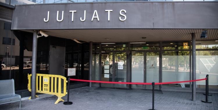 El coronavirus encara ha col·lapsat més els Jutjats de Sabadell | Roger Benet