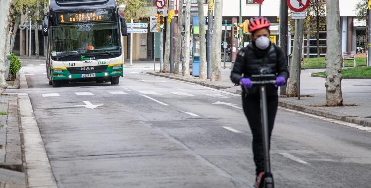 L'Ajuntament valora diferents escenaris per a la mobilitat | Roger Benet